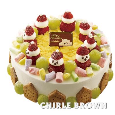 《查理布朗》 草莓寶寶(自取或限定地區外送)