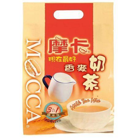 摩卡現在最好麥香奶茶24包/袋【合迷雅好物商城】