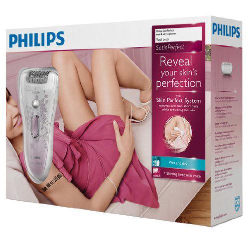 【特價商品】PHILIPS 飛利浦 HP6577 / HP-6577 刮拔乾濕兩用陶瓷