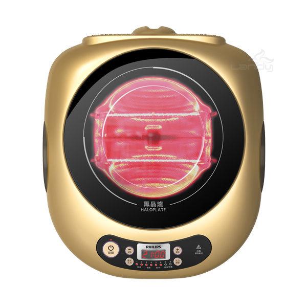Philips飛利浦HD4990萬用黑晶爐