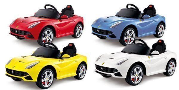Ferrari F12法拉利遙控電動車 【紅、黃、藍、白】原版授權