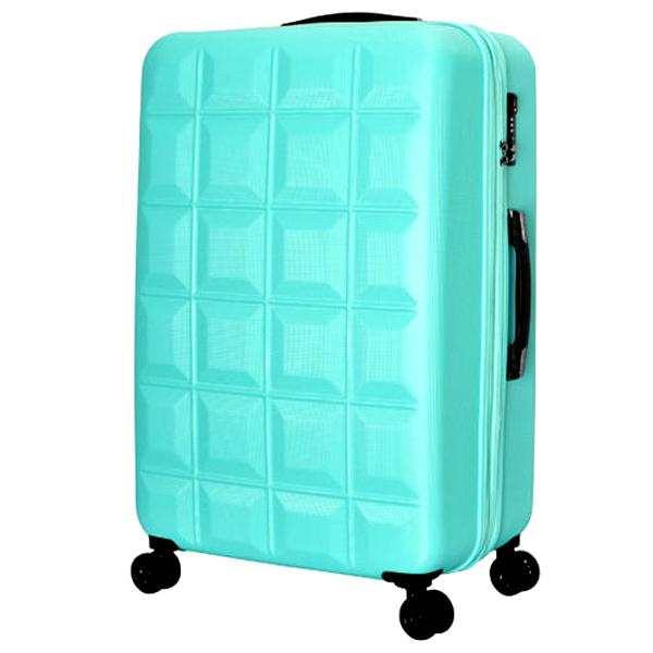 濃情巧克力 24吋 防盜霧面防刮行李箱/旅行箱 《薄荷巧克力》