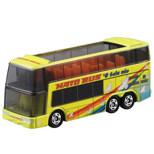 《 TOMICA 火柴盒小汽車 》TM042 HATO BUS (2016)