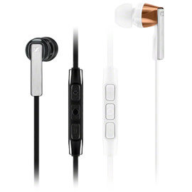 志達電子 CX5.00I SENNHEISER CX 5.00i 耳道式耳機 (宙宣公司貨) For iPhone/iPad/iPod