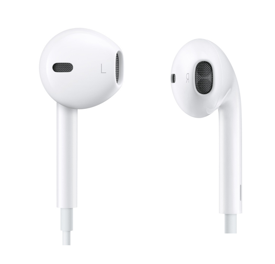 Apple 原廠耳機 帶線控麥克風耳機 盒裝 APPLE/耳機/原廠