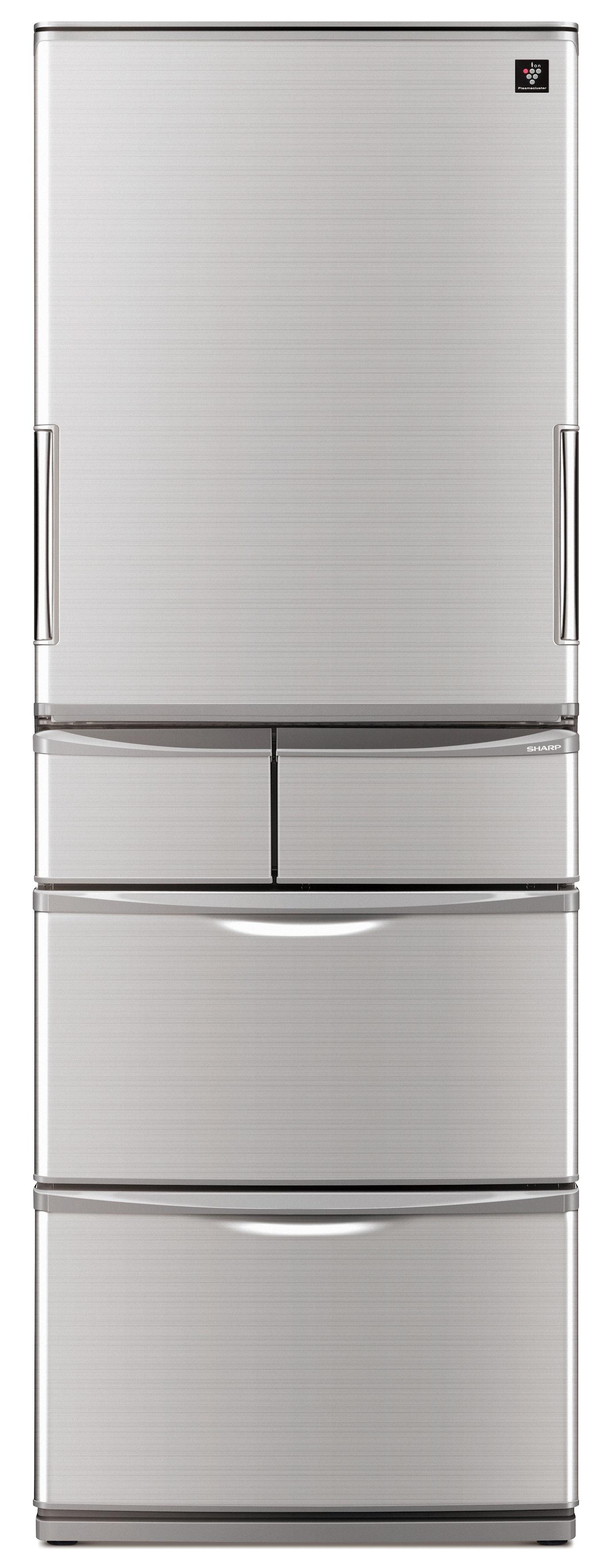 SHARP 夏普 SJ-XW44BT-N (晶燦銀) 變頻左右開五門冰箱 (440L) ~日本製~【零利率】※熱線07-7428010