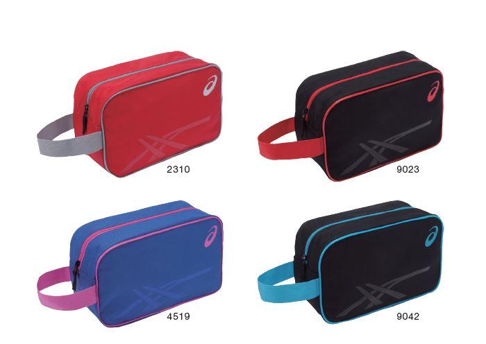 [陽光樂活]ASICS 亞瑟士 ATH包包類 GENERAL 鞋袋S-( EBA620 -____)四色可選