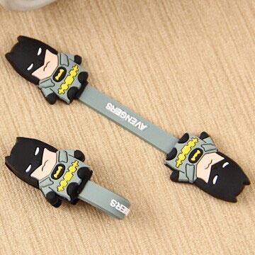 英雄系列捲線器- 蝙蝠俠