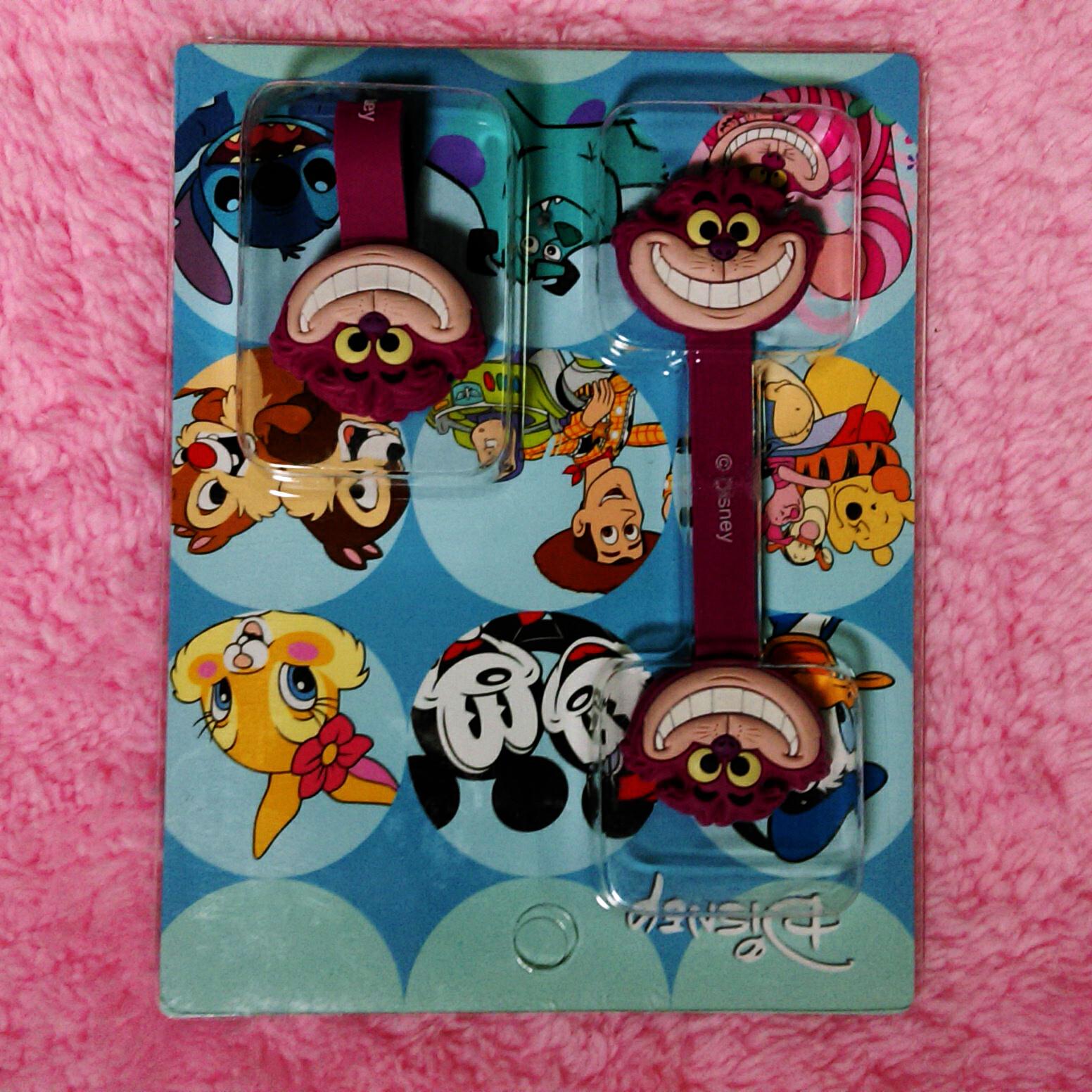 迪士尼捲線器--艾麗絲貓