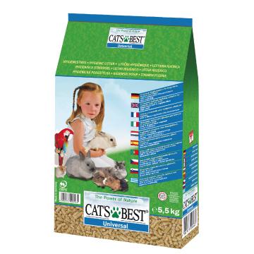 德國凱優Cat's Best  木屑砂 藍標 10L/20L/40L