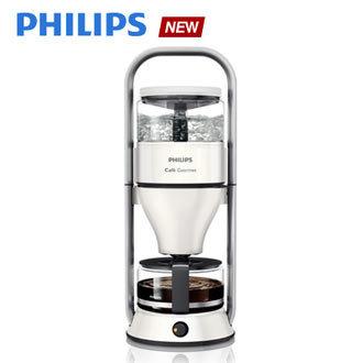 Café Gourmet 萃取大師咖啡機(HD5407/11)送生態綠咖啡豆500gX3包