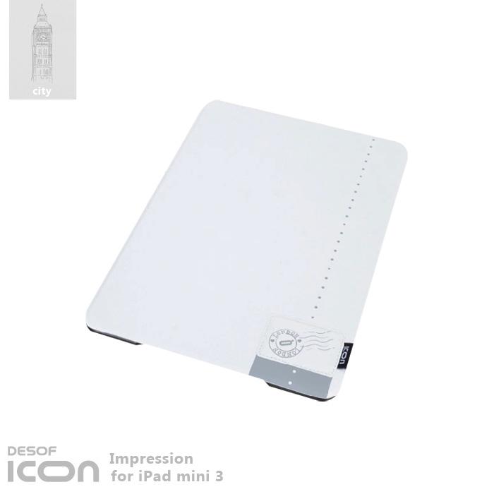 ✻快速到貨✻ ICON iPad Air 2保護殼-白色/粉色/黑色