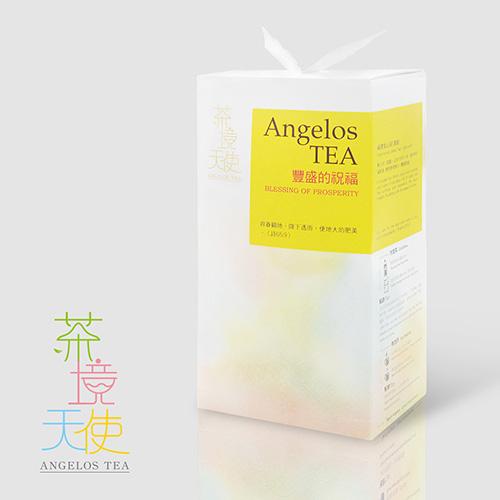 【茶境天使】福壽梨山茶 (茶包 冷泡茶)