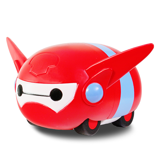 Tsum Tsum 變速旋風車系列-杯麵(紅)/ 展場限定/Tsum Tsum Spin Car/ 迴力車/ 迪士尼/ 展示盒/ 伯寶