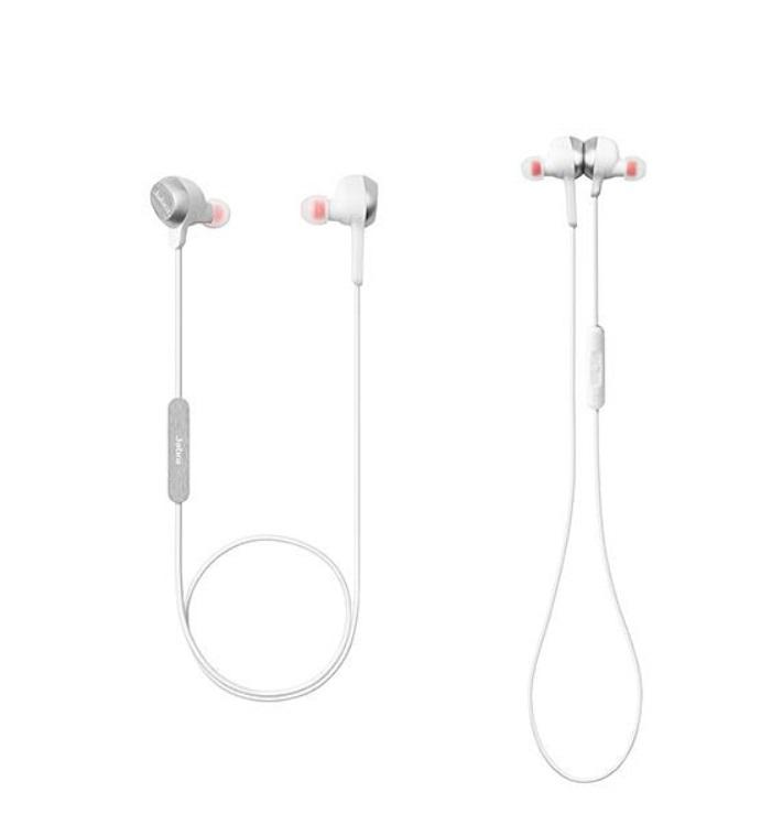 《送運動臂套》含稅附發票 公司貨一年保固 白色 Jabra ROX Wireless 運動耳機/防水/聽音樂/藍牙耳機
