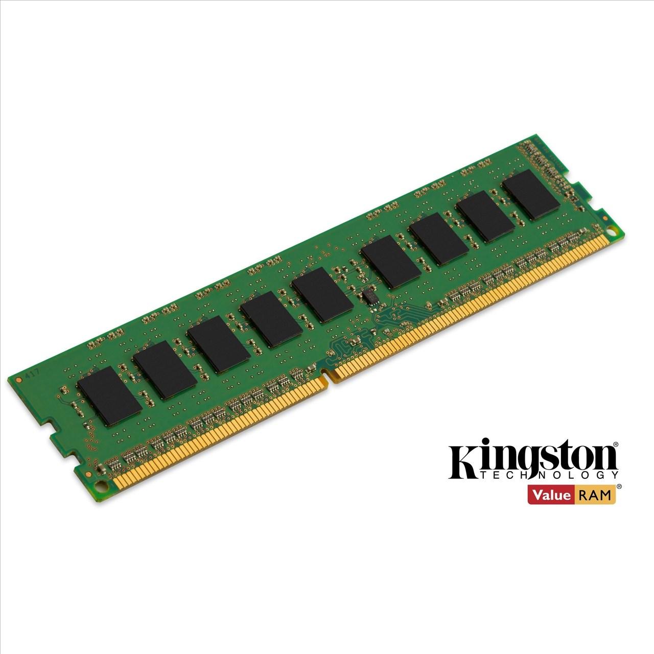 *╯新風尚潮流╭* 金士頓伺服器記憶體 8G 8GB DDR3-1600 ECC 終身保固 KVR16E11/8