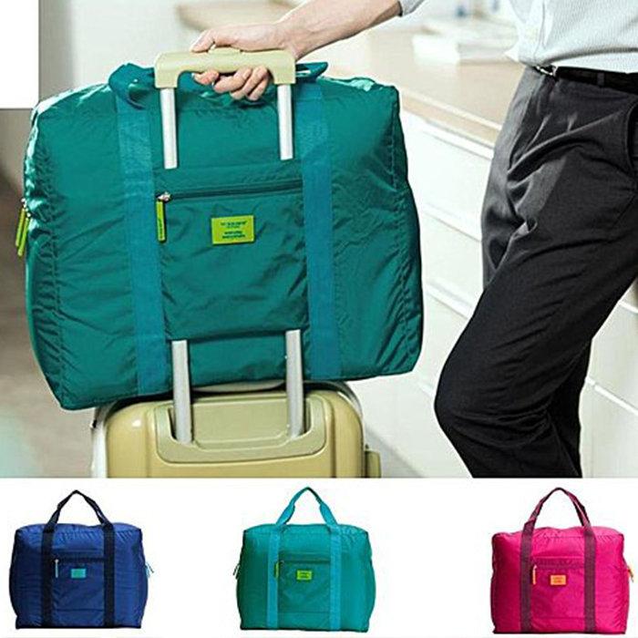 【酷創意】韓版 旅行帶 外掛收納袋 家居 旅行收納組 旅行箱 防水 收納包(e5)