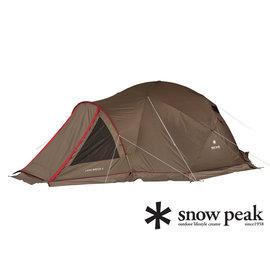 Snow Peak Landbreeze 6 寢室帳 (2016新版) SD-636 帳篷.六人帳.