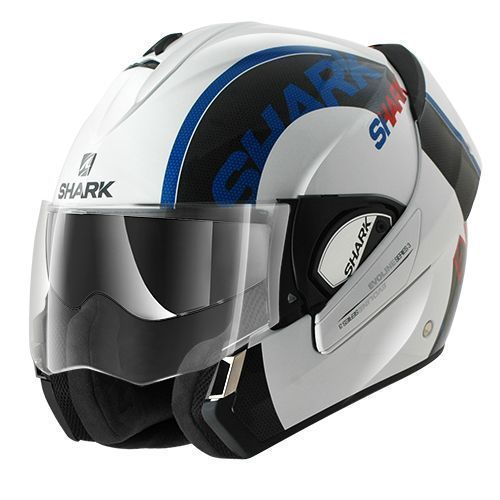 ◉兩輪車舖◉-SHARK-雙層 內鏡片 安全帽-SHARK EVOLINE 3 DROP