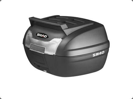 兩輪車舖-西班牙 SHAD SH40 CARGO 時尚機車專用行李箱
