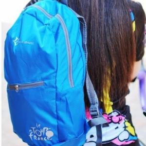 美麗大街【BK105050228】ROCKBROS公路車摺疊收納背包  防水包 收納包 後背包