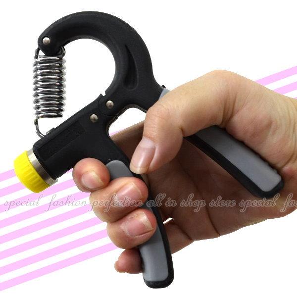 可調節握力器 10-40KGS 可調式腕力器 力量訓練 健身器材 緩解手部疲勞防鼠標【DG390】◎123便利屋◎