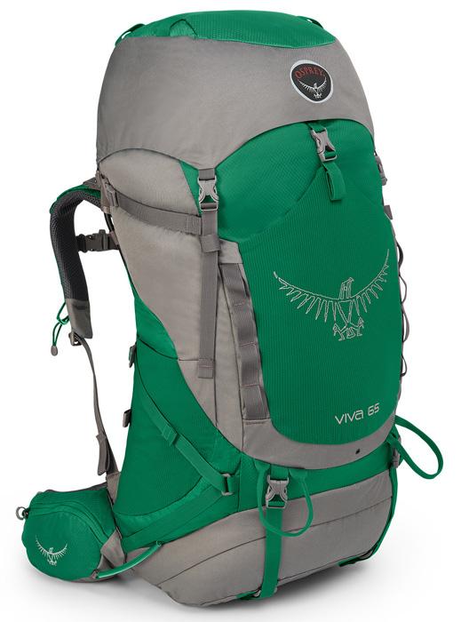Osprey |美國| Viva 65 輕量登山背包《女款》/健行背包 自助旅行背包/Viva65 【容量65L】