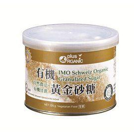 味榮 展康 有機黃金砂糖 220g/瓶