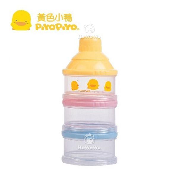 黃色小鴨 不易漏奶粉罐 83369