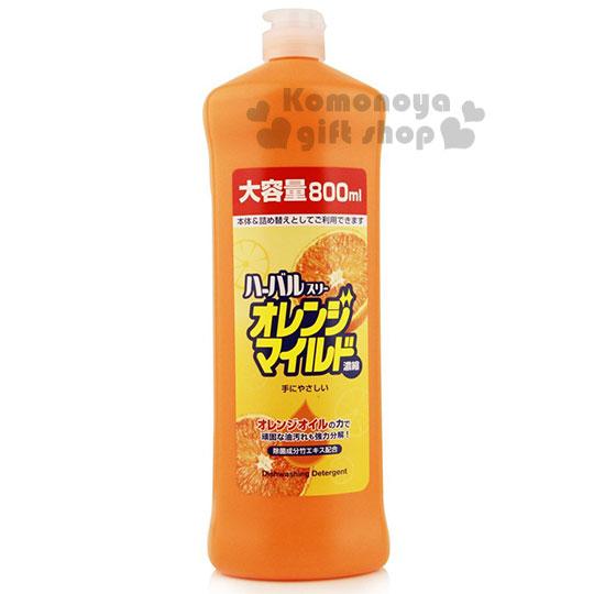 〔小禮堂〕MITSUEI 日製橘子去油汙洗碗精《橘.橘子》容量800ml
