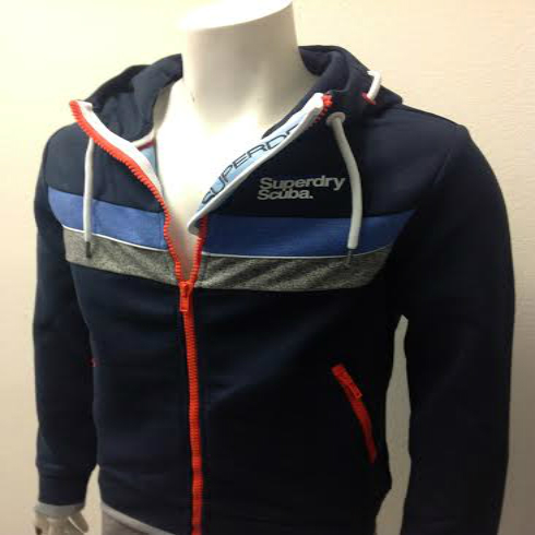 【米迪美國時尚小舖】SUPERDRY  外套