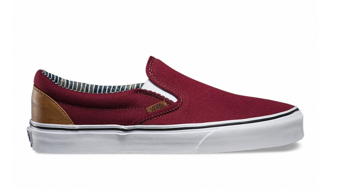 VANS SHOES - VANS - C&L slip on -61010817
