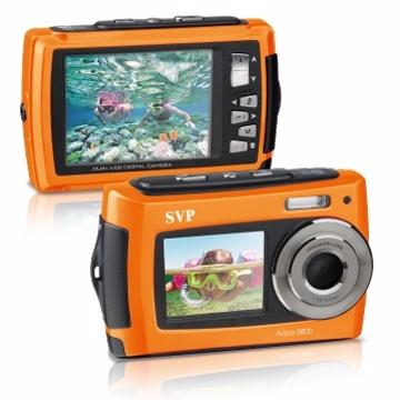 SVP Aqua 5800 防水雙螢幕1800萬像素數位相機