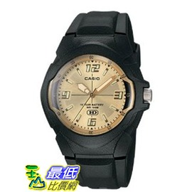 [美國直購 現貨1] CASIO Men's MW600F-9AV 10-Year Battery Sport Watch T01