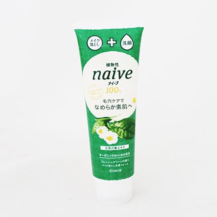 【敵富朗超巿】Kracie植物雙效洗面乳-茶葉190g