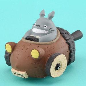 日本直送 吉卜力 宮崎駿 豆豆龍 Totoro 龍貓/龍貓公車 可愛造型 音樂盒