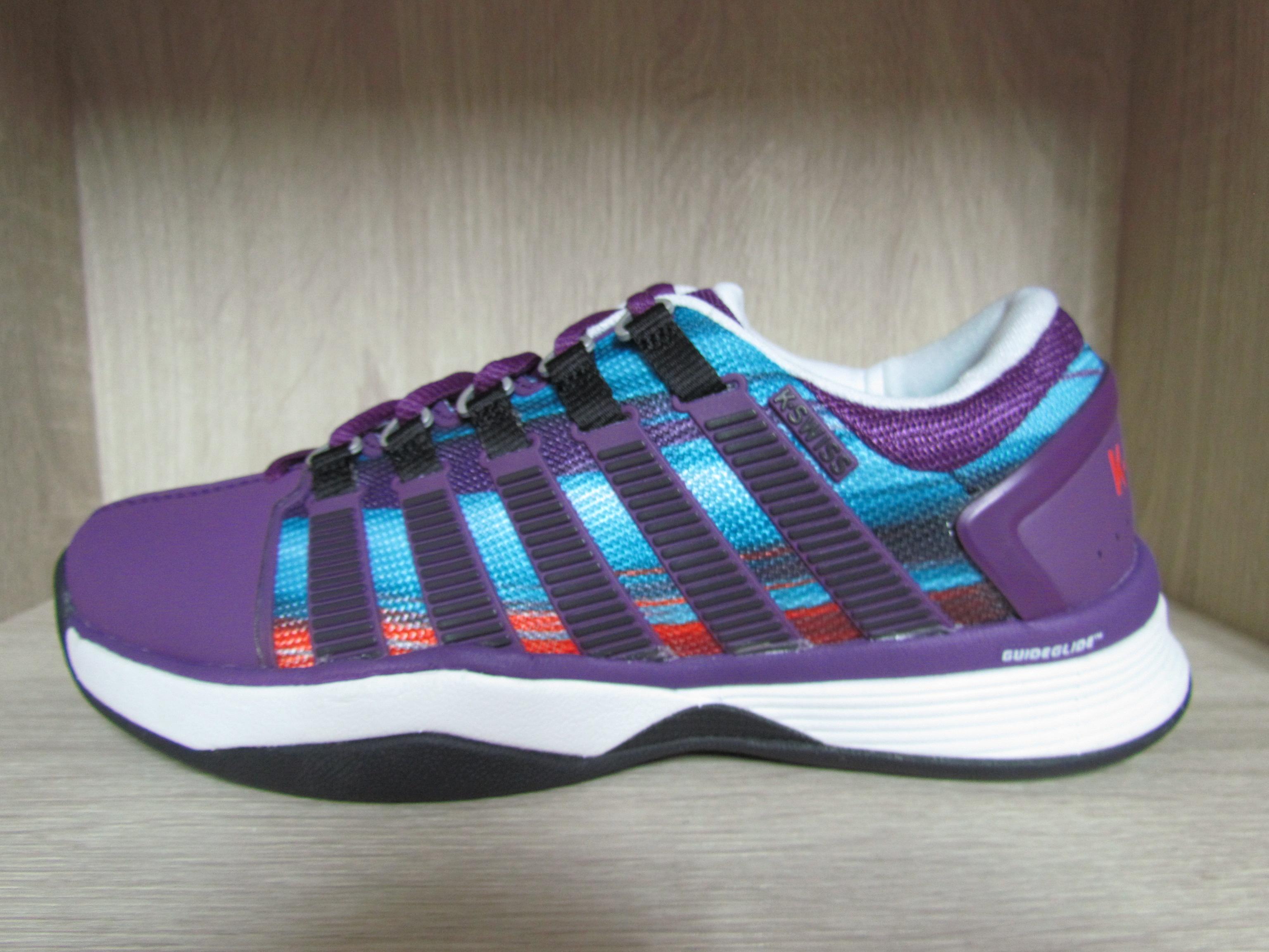 2016年全新K-Swiss Hypercourt專業女網球鞋