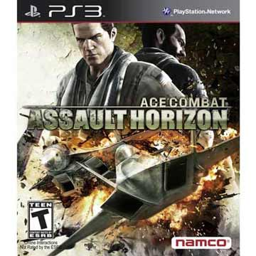 PS3 空戰奇兵 突擊地平線 英文美版 Ace Combat Assault Horizon