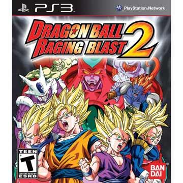 PS3 七龍珠 迅猛炸裂 2 英日語音美版 Dragon Ball Raging Blast 2