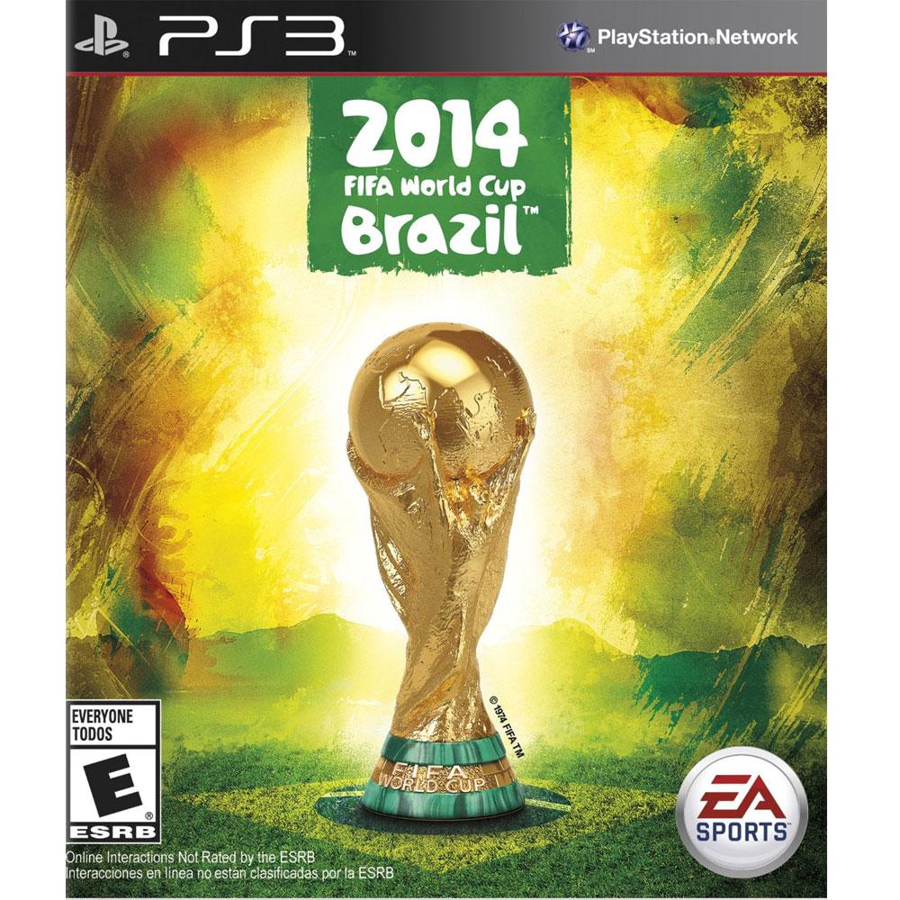 PS3 2014 FIFA 巴西世界盃足球賽 英文美版 FIFA World Cup Brazil