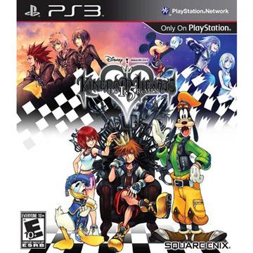PS3 王國之心 HD 1.5 ReMIX 英文美版Kingdom Hearts HD