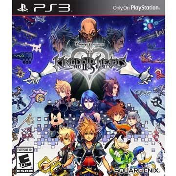 PS3 王國之心 HD 2.5 ReMIX 英文美版 Kingdom Hearts