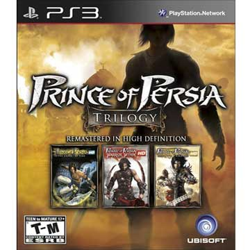 PS3 波斯王子 三合一 HD合輯 Prince of Persia Trilogy HD