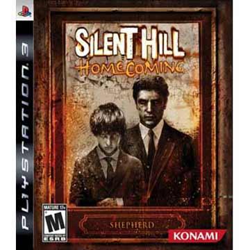 PS3 沉默之丘:歸鄉 英文美版 Silent Hill:HOMECOMING