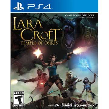 PS4 古墓奇兵 歐西里斯神殿 英文美版 下載版+Season's Pass(DLC) Lara