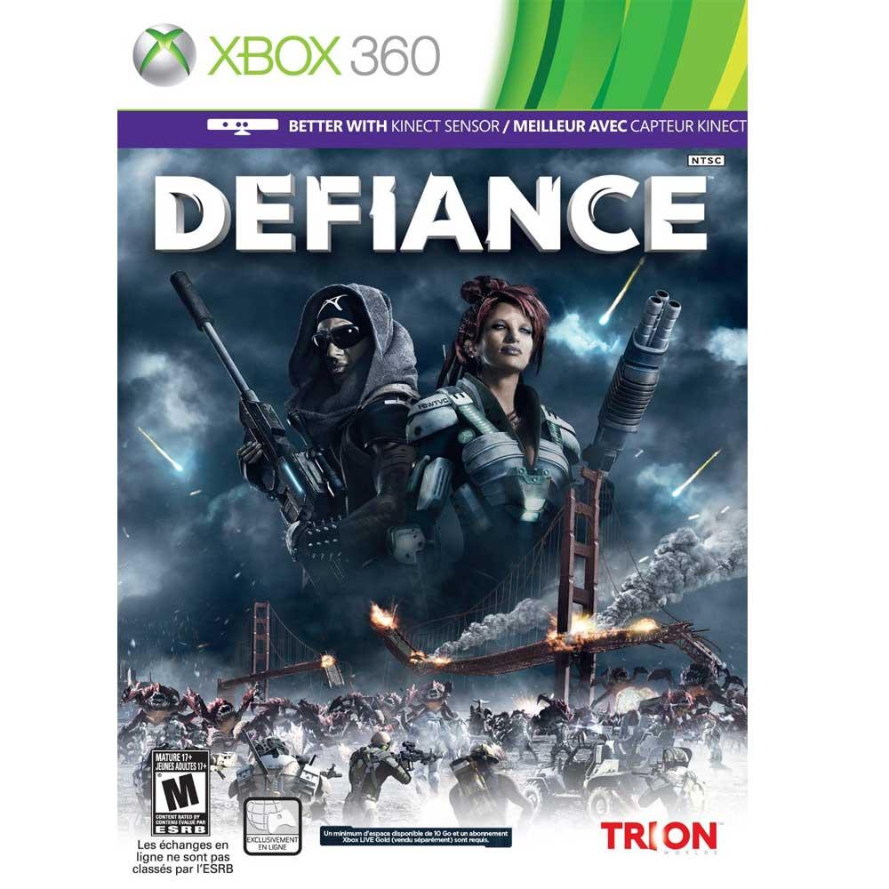 XBOX360 生存聖戰 英文美版 Defiance (支援KINECT)
