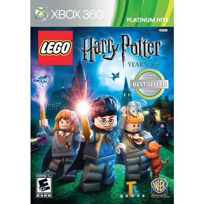 XBOX360 樂高哈利波特:1-4學年 英文美版  LEGOHARRY POTTER YEARS 1-4
