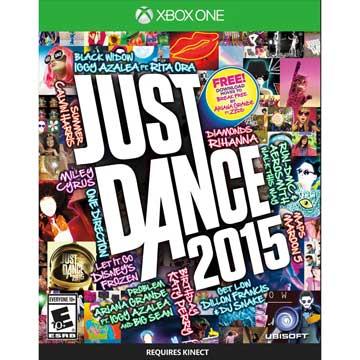 (全新包裝破損)XBOX ONE 舞力全開 2015 英文美版 XBOX ONE JUST DANCE 2015