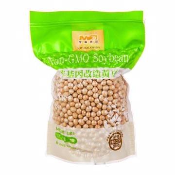 《茂喜》進口嚴選商品-加拿大非基因改造黃豆400g/包