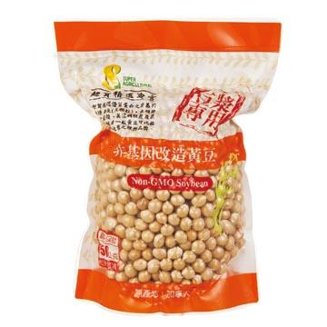 《茂喜》進口嚴選商品-加拿大非基因改造黃豆(豆漿專用)550g/包